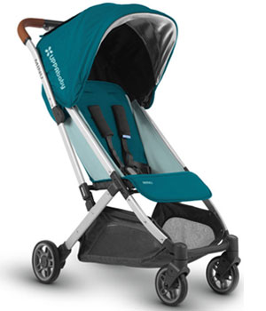 14dcaaa542f UPPAbaby Minu Lightweight 2019 Stroller Review