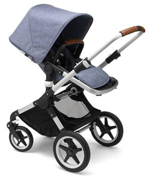 38d196cc82a Bugaboo Fox 2018 Stroller Review