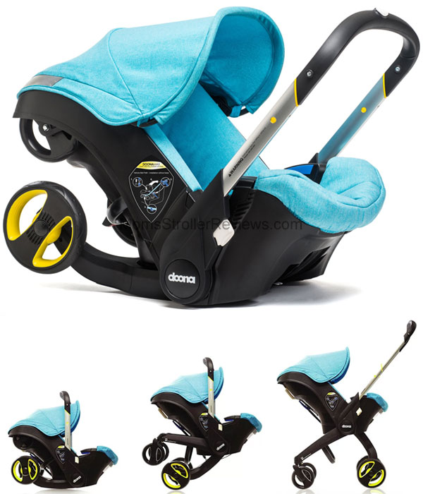 Mom's Picks: Top 10 Best and Safest Infant Car Seats for ...