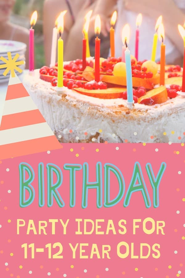 birthday party ideas for