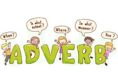 small resolution of List of Adverbs