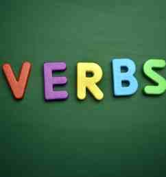 List of Verbs [ 3456 x 4608 Pixel ]