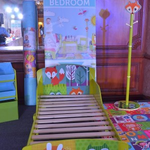 baby's bed