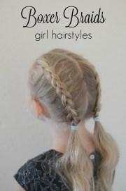 easy -school hair-braid
