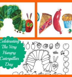 we are big fans of the very hungry caterpillar in my house i read this book hundreds of times with my older daughter and now i am passing down the  [ 1200 x 1200 Pixel ]