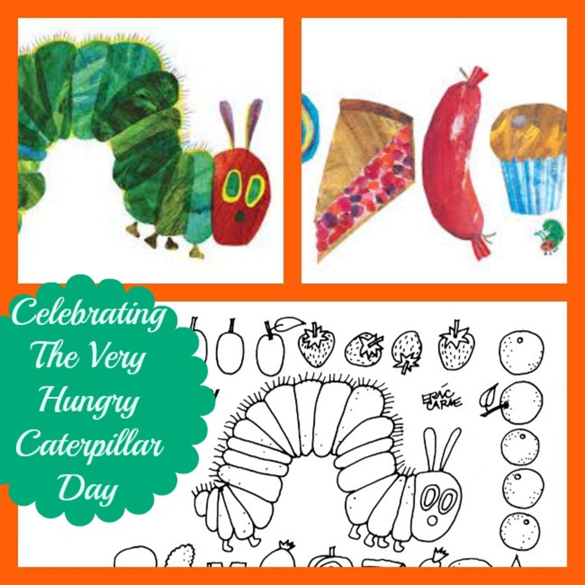 hight resolution of we are big fans of the very hungry caterpillar in my house i read this book hundreds of times with my older daughter and now i am passing down the