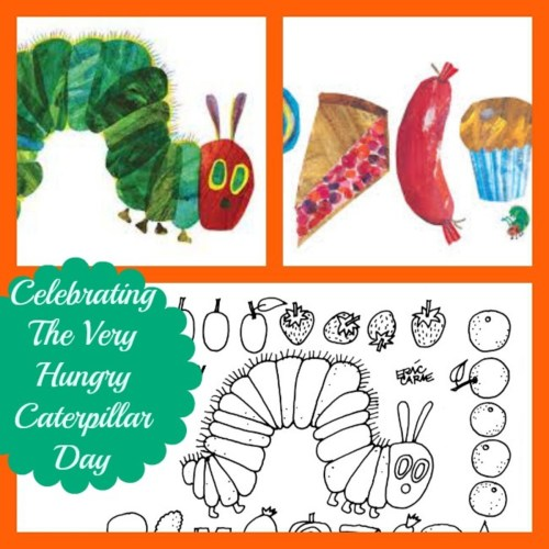 small resolution of we are big fans of the very hungry caterpillar in my house i read this book hundreds of times with my older daughter and now i am passing down the