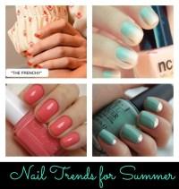 hot summer nails Archives - MomTrendsMomTrends