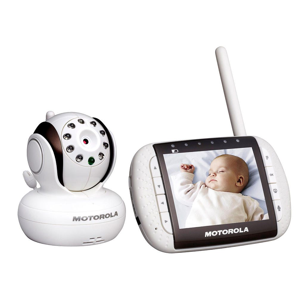 Motorola MBP33/MBP36 Digital Video Baby Monitor Review