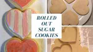 Rolled Out Sugar Cookies