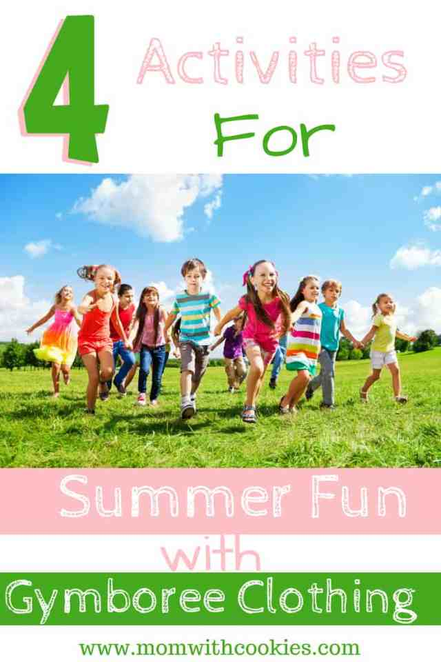 Fun with Gymboree Clothing this Summer - www.momwithcookies.com #summer #summeractivites #summerfun #summerfamilyfun #kidsclothes #gymboreeclothes #funactivitiesthissummer #funsummeractivities #kids #parenting #toddlers #locallegends