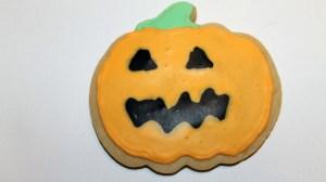 Cookie Decorating: Jack O Lantern Cookies