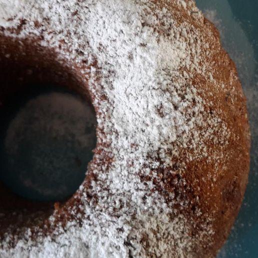 citromos-márványos kuglóf recept