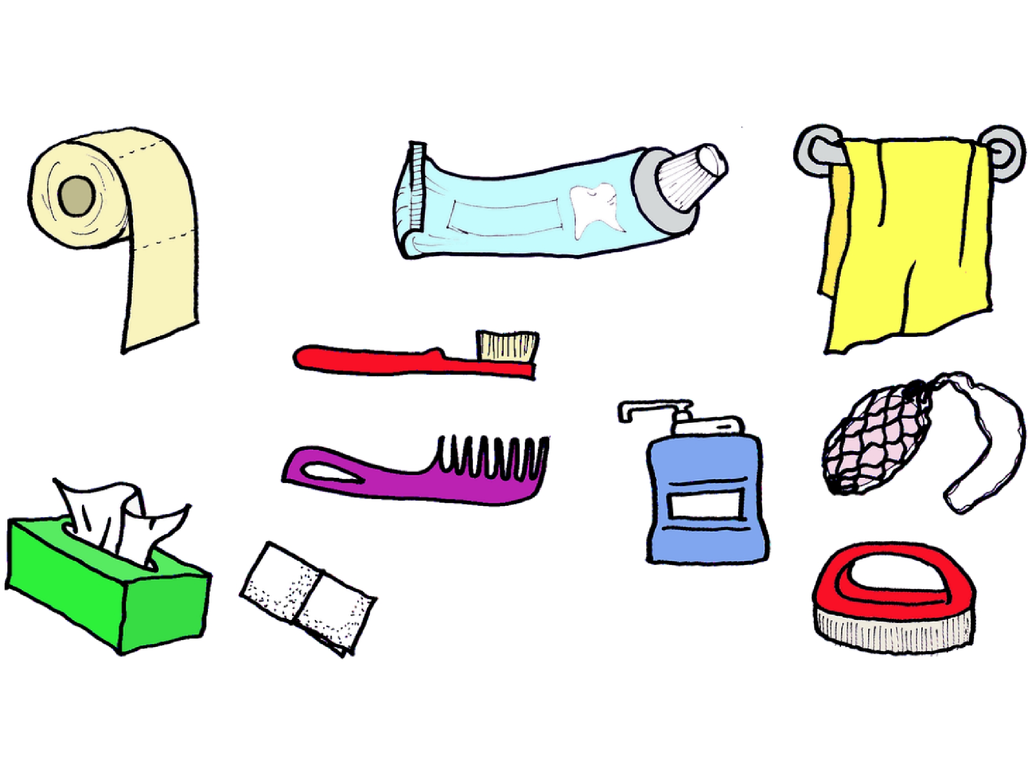 Personal Hygiene Worksheets For Special Needs