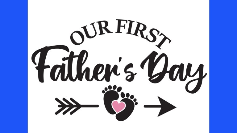 To My Daughter's Father On His First Father's Day