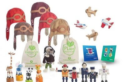 Turkish Airlines presents a new toy collection for children on Turkish Airlines flight