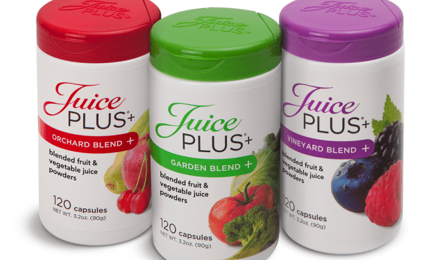 The Good, the Bad and Juice plus Capsules, fruits and vegetablescapsules Importance