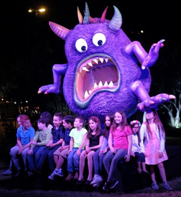 The monsters garden 2018 – monsters garden exhibition Israel 2018