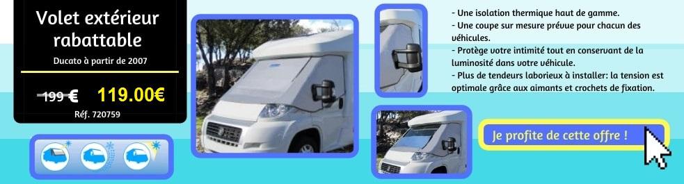 equipement camping car materiel pour