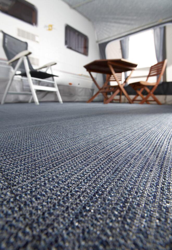 tapis de sol pour auvent largeur 3 50 metres trigano