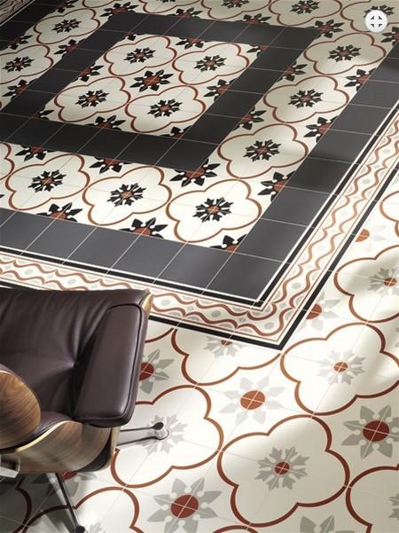 Carreaux ciment  MAINZU srie new origins 20x20 1 choix Carrelage Carreaux ciment MAINZU