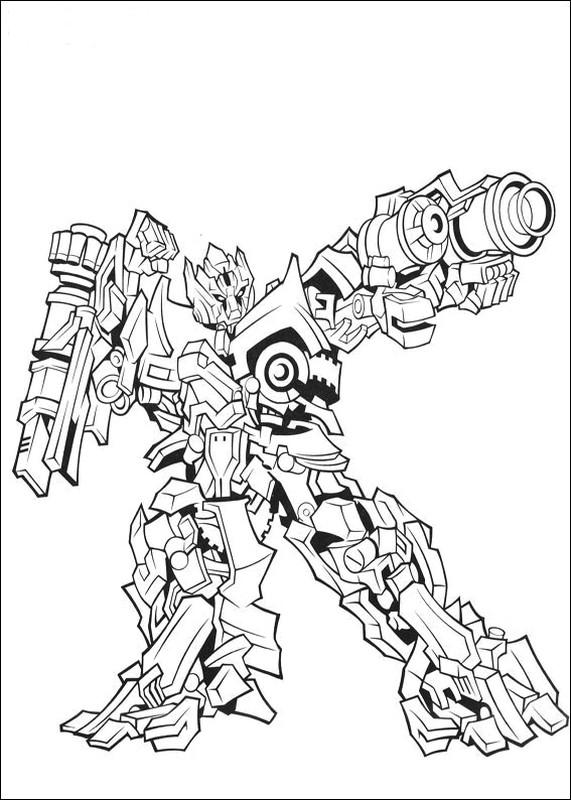 【Nouveau 2019】 Coloriage Transformers Robots In Disguise
