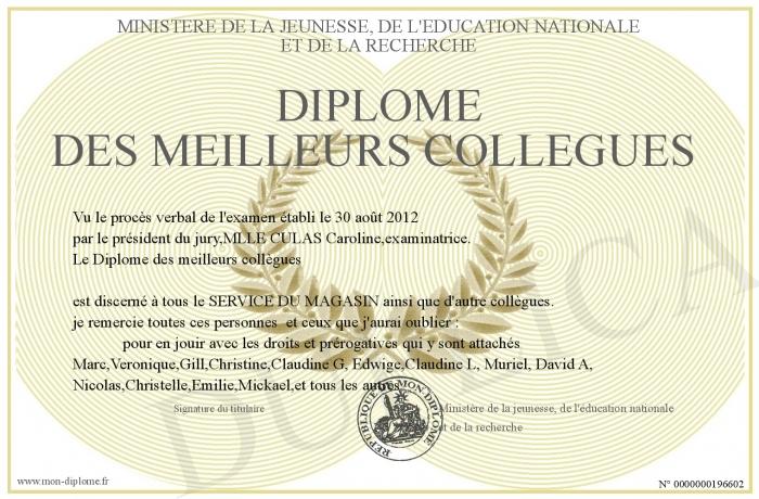 Diplome de cuisine a imprimer 28 images 2011 octobre for Diplome de cuisine a imprimer
