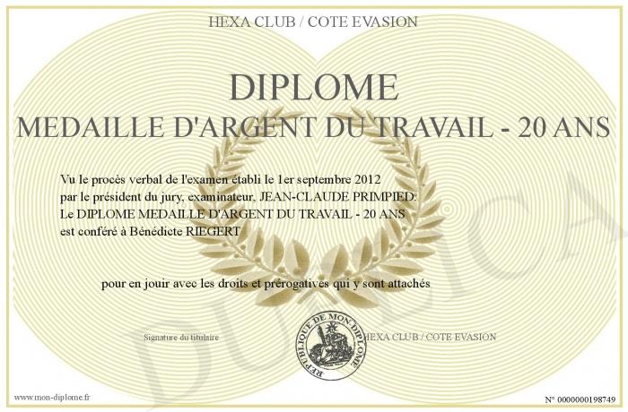 La Medaille Du Travail Cfdt Atalian Tfn