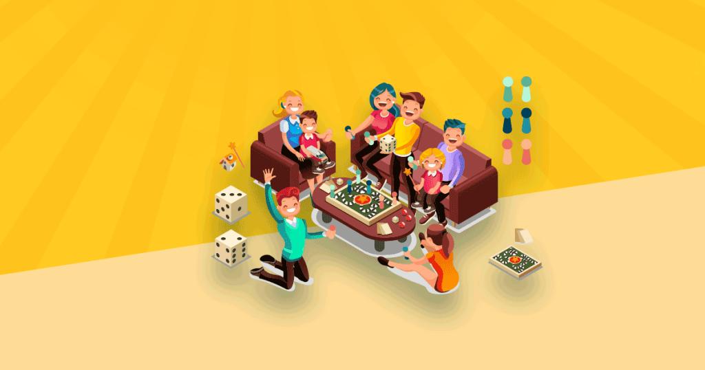 le jeu en famille