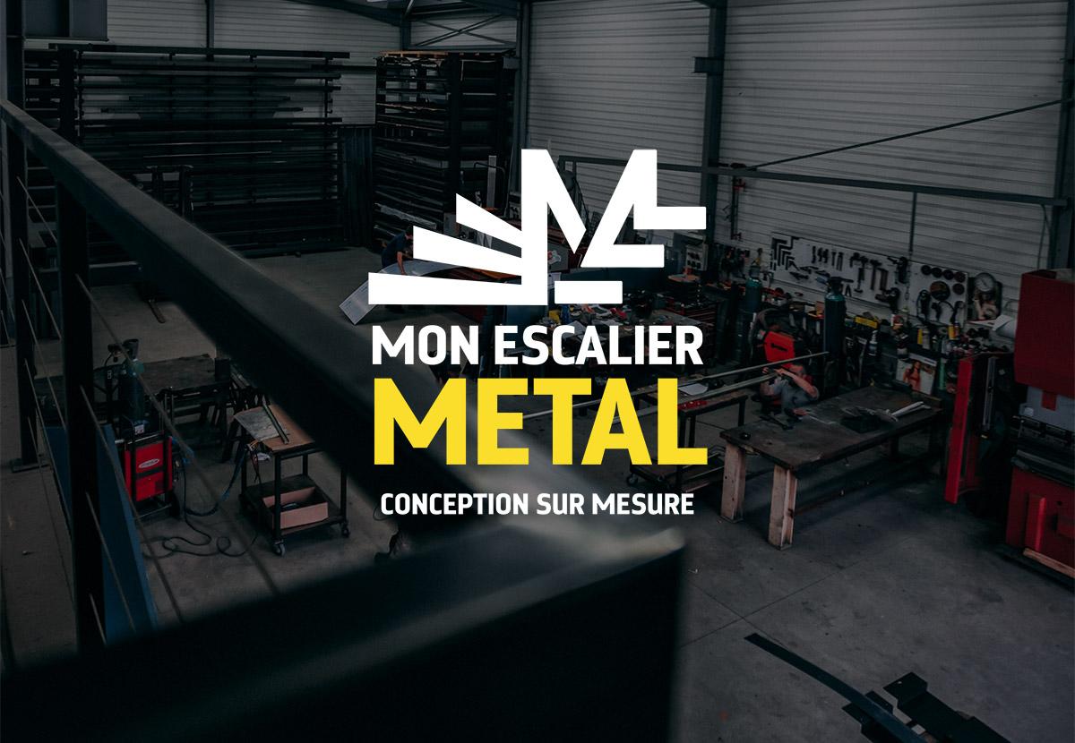 Votre Escalier Sur Mesure Devise En Ligne Mon Escalier Metal