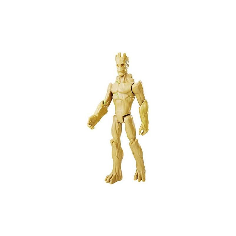 figurine groot marvel les gardiens de
