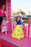 desfile de princesas