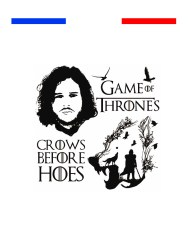 Tatouage Game Of Thrones