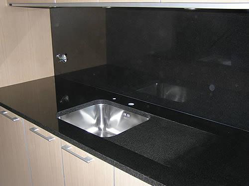 plan de travail cuisine en marbre
