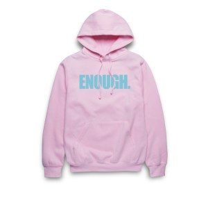 ENOUGH. CREWNECK Pink