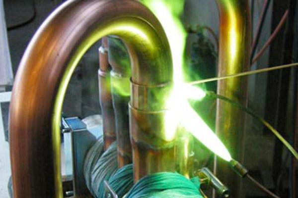 saldobrasatura di circuiti assemblati per pompe di calore