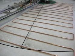 Serpentine per pannelli solari termici