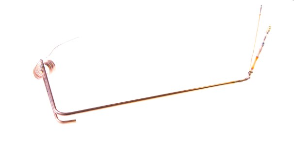 Lavorazione tubi capillari
