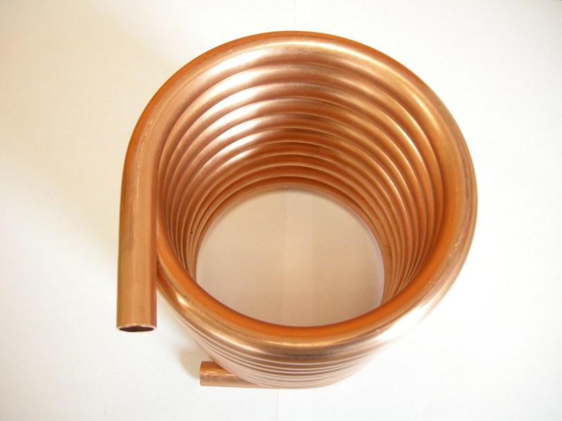Serpentina a spirale