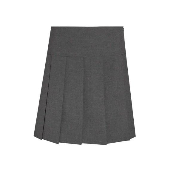 jupe plissée pour uniforme scolaire