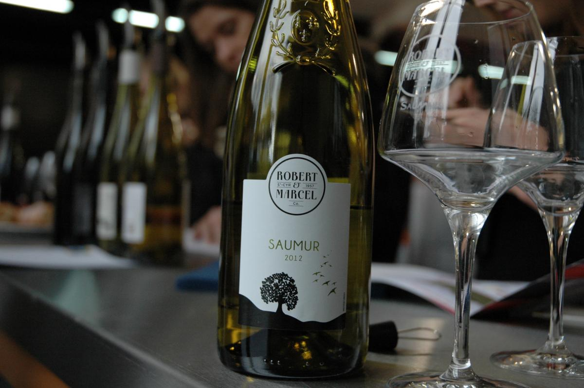 The new label of the Saumur wine co-operative