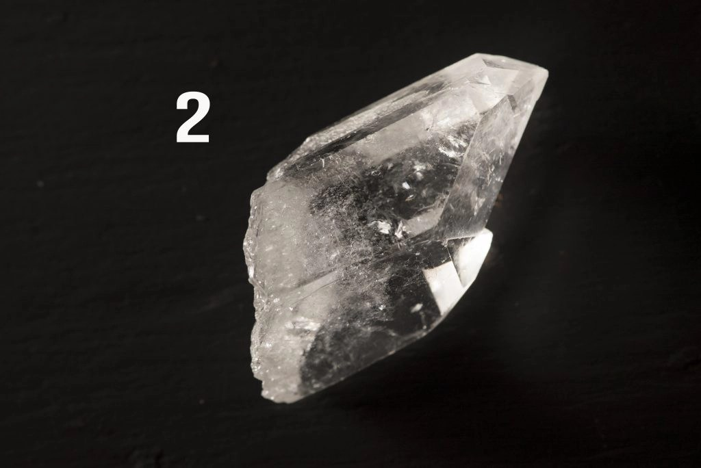 Tirage Oracle de Cristal CRISTAL °2 - Quartz clair