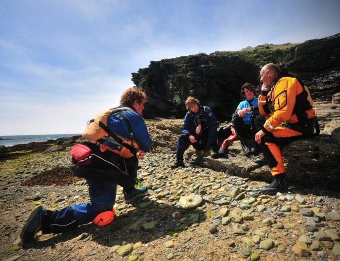 Sea Kayak First Aid