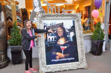 Mona Lisa Framing – Events: Girls Night Out