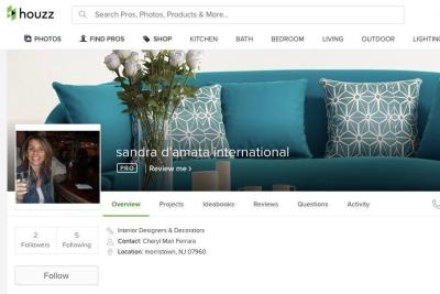 Mona Lisa Framing Partner: Sandra D'Amata International - Morristown, NJ