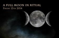 A Full Moon in Ritual