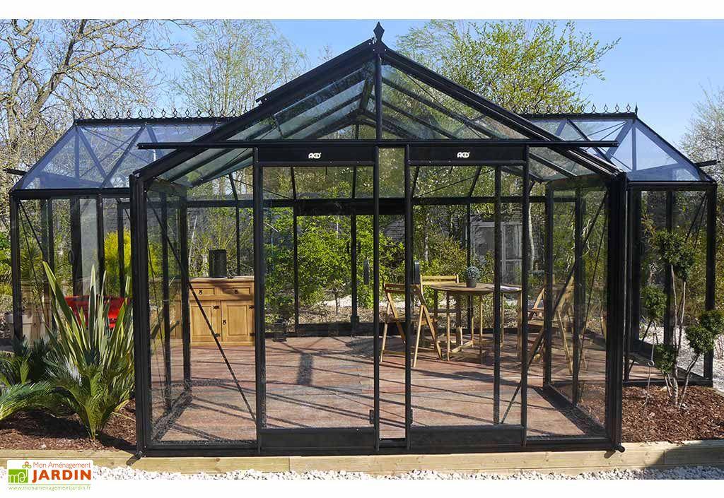 serre de jardin orangerie 22 59 m