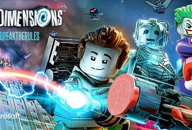 LEGO Dimensions Workshops