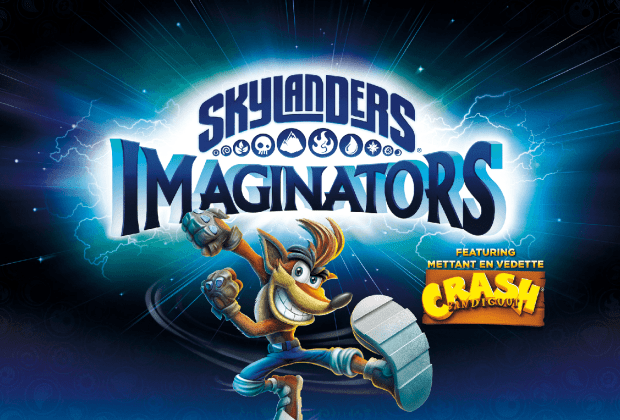 Skylanders Imaginators Crash