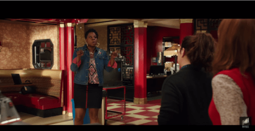 The Chinese Restaurant in Ghostbusters